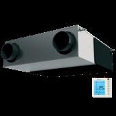 Компактная моноблочная приточно-вытяжная установка с рекуператором Electrolux EPVS-200