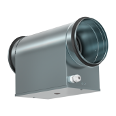 Электрический нагреватель для круглых каналов Shuft EHC 100-0.3/1