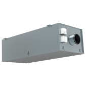 Компактная моноблочная приточная установка Shuft CAU 2000/1-2.4/1 VIM