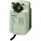 Электропривод Siemens GQD121.1A (2 Нм) с возвратной пружиной