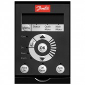 Панель управления Danfoss 132B0200 для частотных преобразователей серии Basic Drive IP20