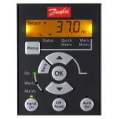 Панель управления без потенциометра Danfoss VLT IP54 132B0100