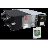Компактная приточно-вытяжная установка с рекуператором Royal Clima Soffio Primo RCS-250-P
