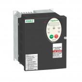 Частотный преобразователь Schneider Electric ATV212HU30N4 3 кВт 380В 3 фазы