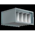 Фильтр-боксы для прямоугольных каналов Shuft серии FBRr