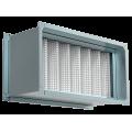 Фильтр-боксы для прямоугольных каналов Shuft серии FBRr-K