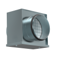 Фильтр-боксы для круглых каналов Shuft серии FBCr