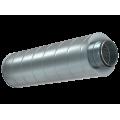 Шумоглушители Shuft серии SCr для круглых воздуховодов