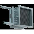 Водяные нагреватели Shuft серии WHC для круглых и квадратных каналов
