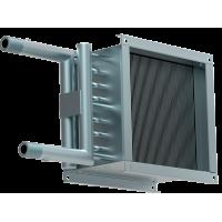 Водяной нагреватель для квадратных и круглых каналов Shuft WHC 150x150-2