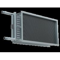 Водяной нагреватель для прямоугольного канала Shuft WHR 600x350-2