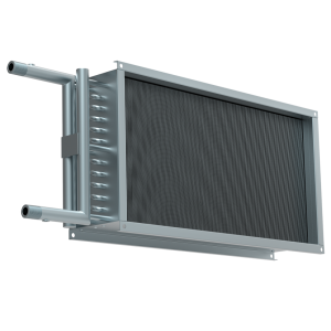 Водяной нагреватель для прямоугольного канала Shuft WHR 700x400-3