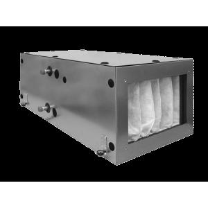 Компактная моноблочная приточная установка Shuft CAU 6000/3-22.5/3 VIM