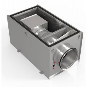 Компактная моноблочная приточная установка Shuft ECO 315/1-3.0/1-A