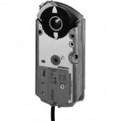 Электропривод Siemens GMA121.1E (7 Нм) с возвратной пружиной