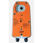 Электропривод UCP NFU-230-08 с возвратной пружиной
