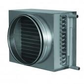 Водяной нагреватель для круглых каналов Venttorg VWK 160
