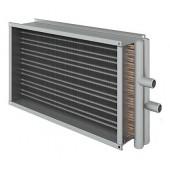 Водяной нагреватель для прямоугольного канала Venttorg VWP 40-20/2