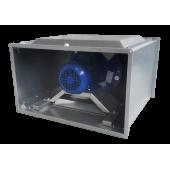 Прямоугольный канальный вентилятор Zilon ZFX 50-25 0,55-2D