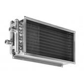 Водяной нагреватель для прямоугольного канала Zilon ZWS 300x150-2